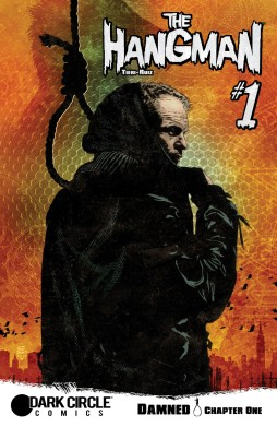 THE HANGMAN #1 Cover by Tim Bradstreet