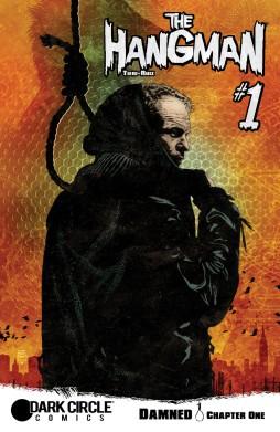 THE HANGMAN #1 Cover by Tim Bradstreet