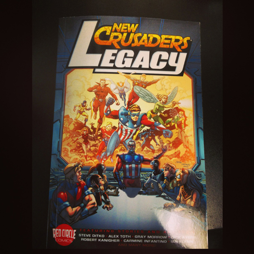 New Crusaders: Legacy is in the building!