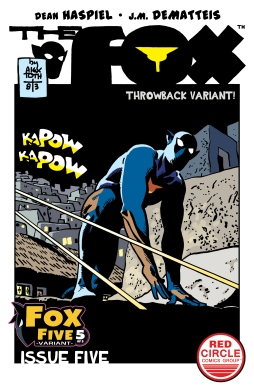 Art: Alex Toth (Throwback)