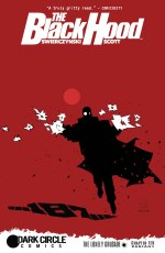 THE BLACK HOOD #10 Variant Cover by David Mack