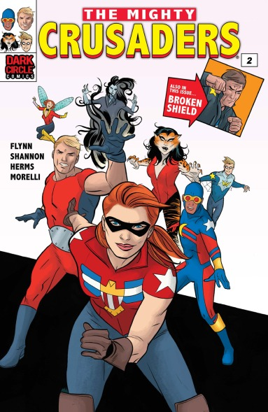 Variant cover by Wilfredo Torres with Kelly Fitzpatrick